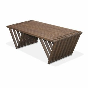 GloDea Coffee Table X60 Expresso Brown