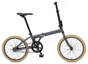 Retrospec Bicycles Speck Lightweight Folding Bicycle, Single-Speed