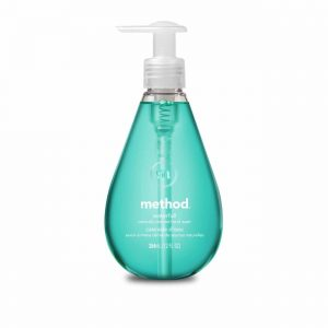 Method Gel Waterfall Hand Soap, 12 Ounce (Pack 6)