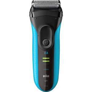 Braun Series 3 ProSkin 3010s Wet & Dry Men's Rechargeable Electric Razor
