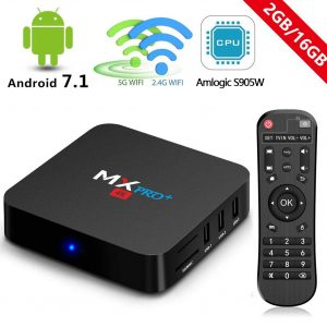 RBSCH MX Android 7.1 Pro+ TV Box