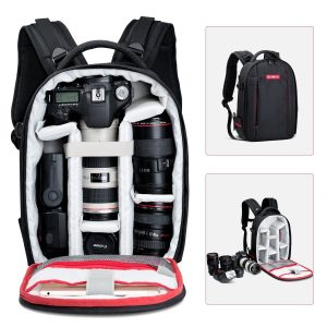 Beschoi Waterproof DSLR Camera Bag, lightweight