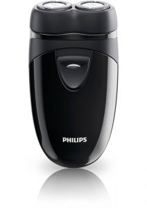 Philips Norelco PQ208/40 Men Travel Electric Razor