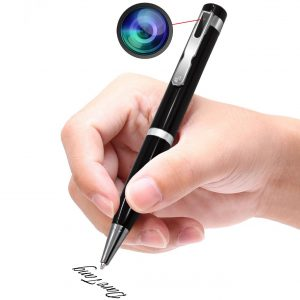 Daretang Hidden Camera 1080P HD Video Recording Spy Camera Pen