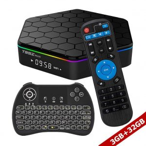 WISEWO Smart Android TV BOX Media Player