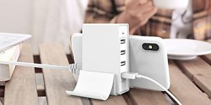 Top 10 Best USB Charging Stations in 2019 – Reviews