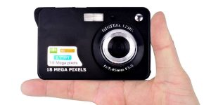 Top 11 Best Portable Cameras for Travel in 2018