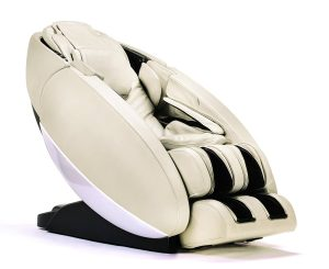 "Human Touch Full Body Coverage ""Novo"" Zero-Gravity, Cream Color Option"