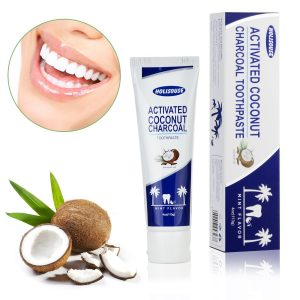 Holisouse Charcoal Activated Toothpaste - Bad Breath and Remove Stain
