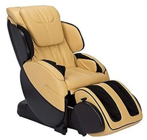 Bali Full Massage Chair and Body Stretch,Advanced 3D Rollers,LCD Easy Remote