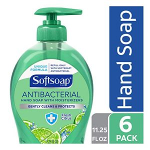 Softsoap Antibacterial 11.25 fluid ounce Liquid Hand Soap