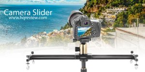 Top 10 Best Camera Sliders in 2018 – Buyer's Guide