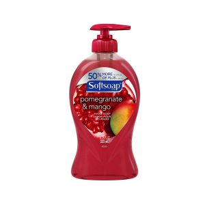 Softsoap Pomegranate and Mango Scented Liquid Hand Soap – 11.25 fluid ounce (6 Pack)