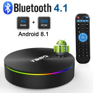 TUREWELL T95Q Android 8.1 TV Box