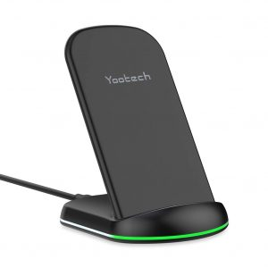 Yootech 10W Qi-Certified Wireless Charger