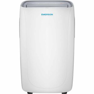 Emerson Quiet Kool EAPC14RD1 Portable Air Conditioner with Remote Control for Rooms up to 350-Sq. Ft.