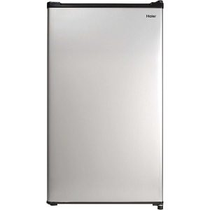Haier HC27SW20RV 2.7 cu ft Refrigerator - Virtual Steel