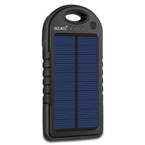 DizaulSolar Power Battery Bank