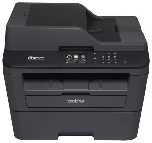MFCL2740DW Monochrome Wireless Printer with Copier