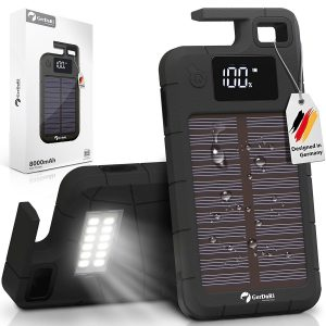 GerDaRi Solar Power Bank