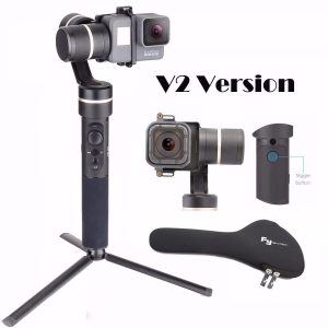 Feiyu G5 V2 Updated 3 Axis Splash Proof Handheld Gimbal