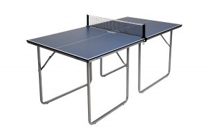 JOOLA Midsize Tennis Compact Table Great for Small Apartments