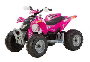 Peg Perego Polaris Outlaw Ride
