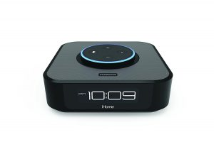 iHome iAVS1 Bedside Speakers for Amazon Echo Dot