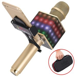 KaraoKing Bluetooth Wireless Karaoke Microphone