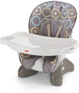 Fisher-Price High Chair Space-Saver, Luminosity