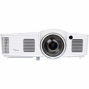 Optoma GT1080Darbee 3000 Lumens 1080p Short Throw 3D DLP Gaming Projector