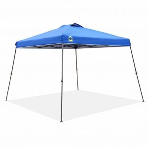 CROWN SHADES One Push Up Folding Canopy