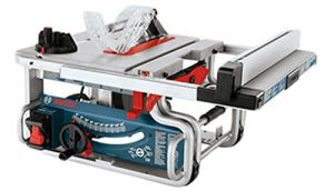 ​Bosch 10-Inch Portable Table Saw