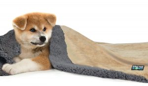 KritterWorld Sherpa Snuggle Dog Blanket