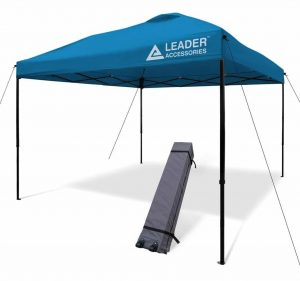 Leader Accessories Instant Pop Up Canopy