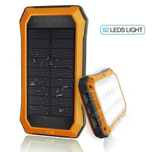 URWILL Solar Charger