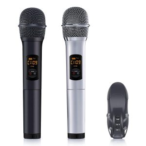 ELEGIANT UHF Wireless Bluetooth Microphone System