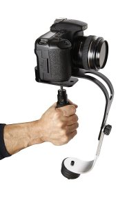 ROXANT PRO video camera stabilizer Limited Edition for GoPro, Smartphone, Canon, Nikon