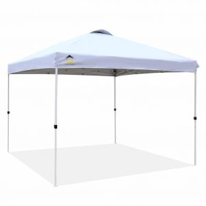 CROWN SHADES Pop up Portable Folding Canopy