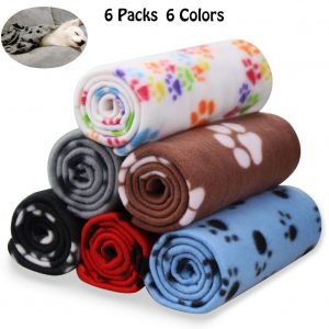 Comsmart Pet Fleece Blankets