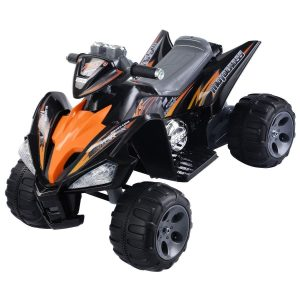 Giantex Kids Ride Quad 4- Wheeler