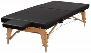Sierra Comfort Portable Stretching Table