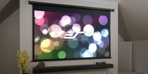 Top 10 Best Motorized Projector Screens in 2019 – Complete Review