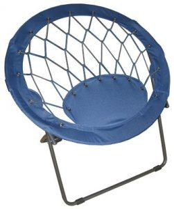Zenithen BUN3 Blue Bungee Chairs