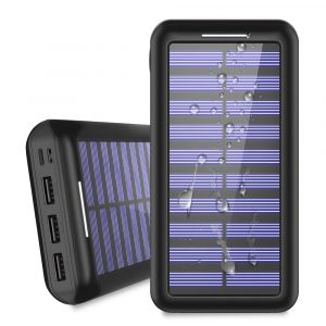 ALLSOLAR Portable Solar Power Bank