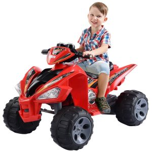 Giantex Kids Ride Quad 4 Wheeler