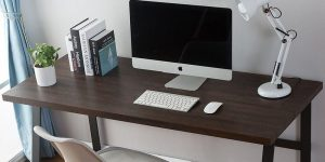 Top 10 Best Wood Computer Desks in 2021 – Reviews