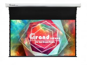 Grand Screens 4K Electric Motorized Projector screen