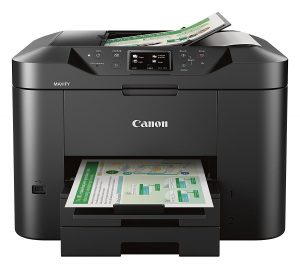 Canon Business and Office MB2720 All-in-one Wireless Fax