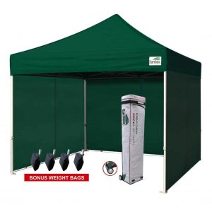 Eurmax Ez Pop-up Canopy Tent